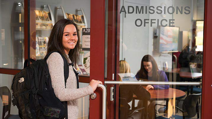 Admissions Office Image
