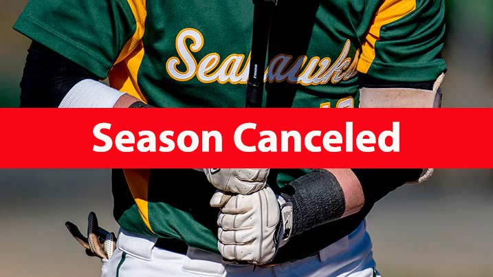 Season canceled message