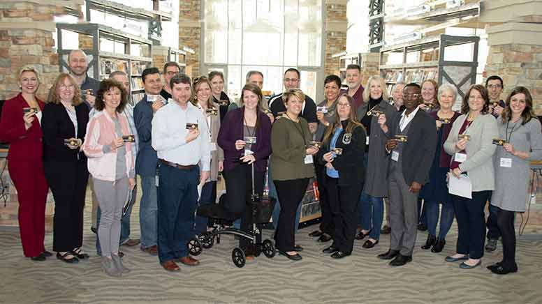 CLI 2019 at Perryville Library