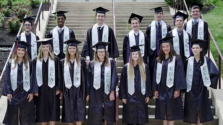 ECA Students graduate