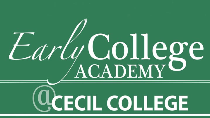 This is a graphic for Early college academy