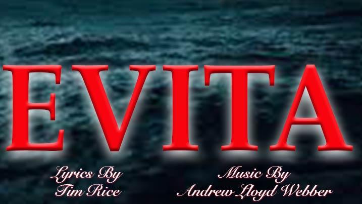 Evita signage