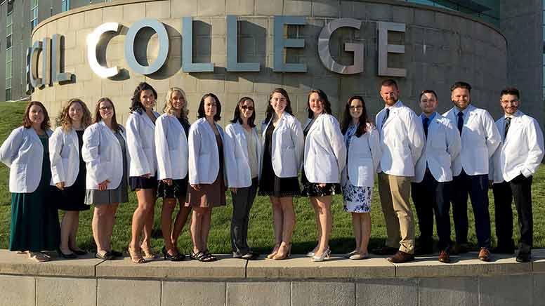 Class of 2019 for PTA program