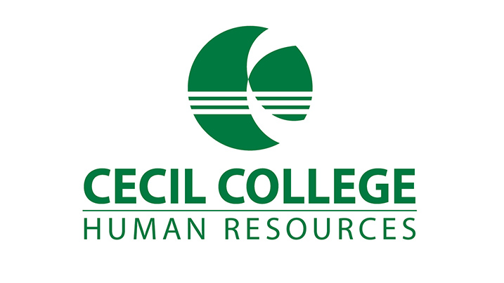 Cecil College Human Resources Logo