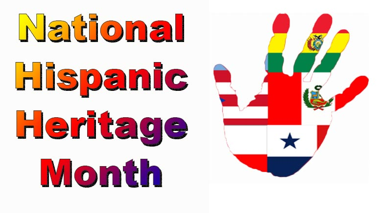 Image of the National Hispanic Heritage Month