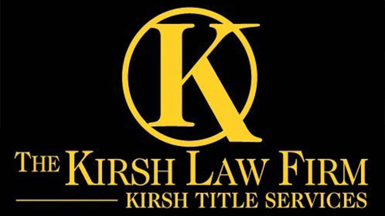 Logo for the Kirsh Law Firm