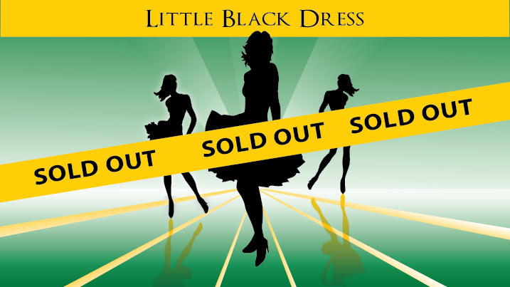 Little Black Dress Sold Out