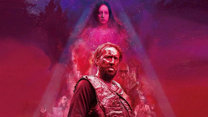 Artwork for Mandy film