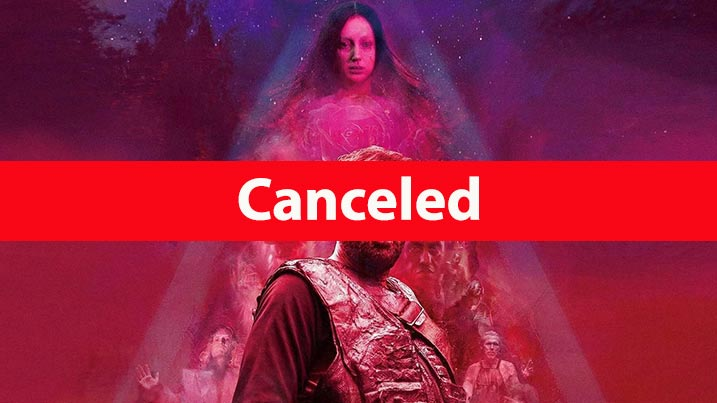 Film Series Canceled