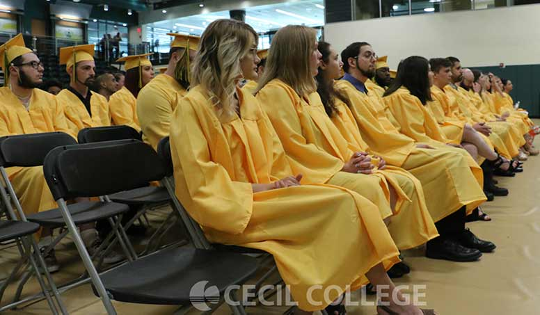 Non Credit Completion Ceremony