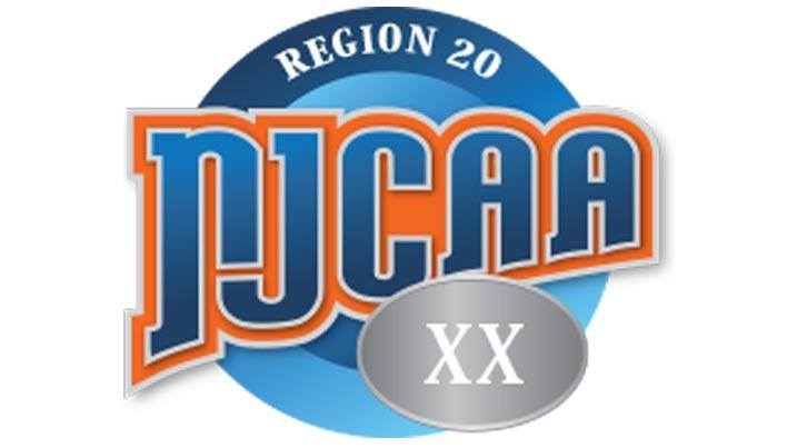 NJCAA Region 20 logo.