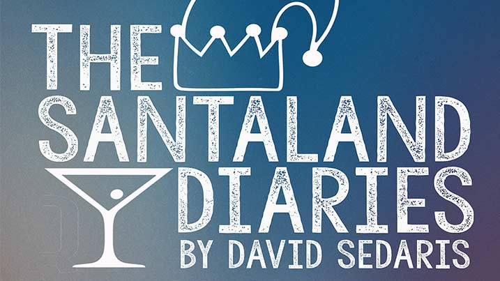 The Santaland Diaries by David Sedaris