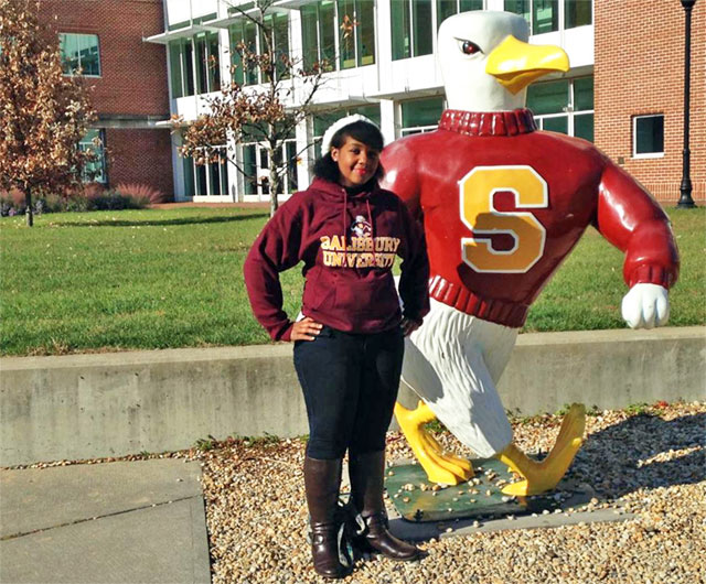 tatiana b. at salisbury university