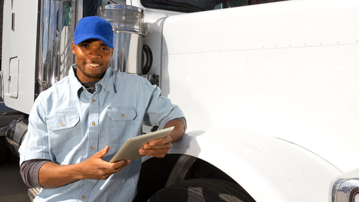 commercial truckdriver