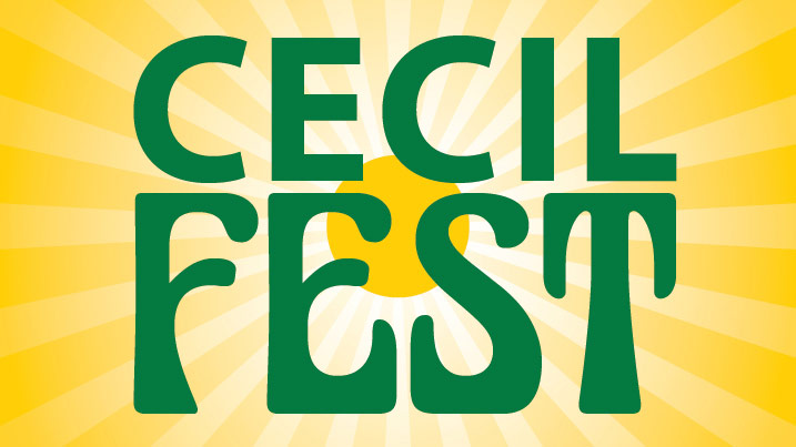 logo for Cecil Fest