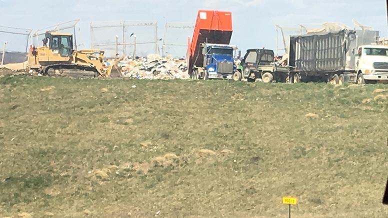 Cecil County landfill