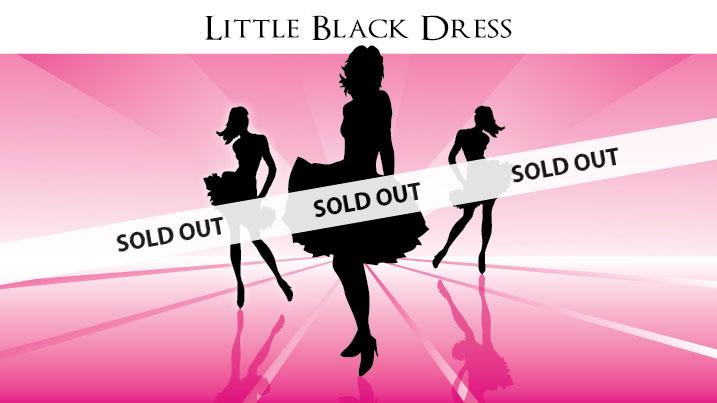 Little Black Dress graphic (