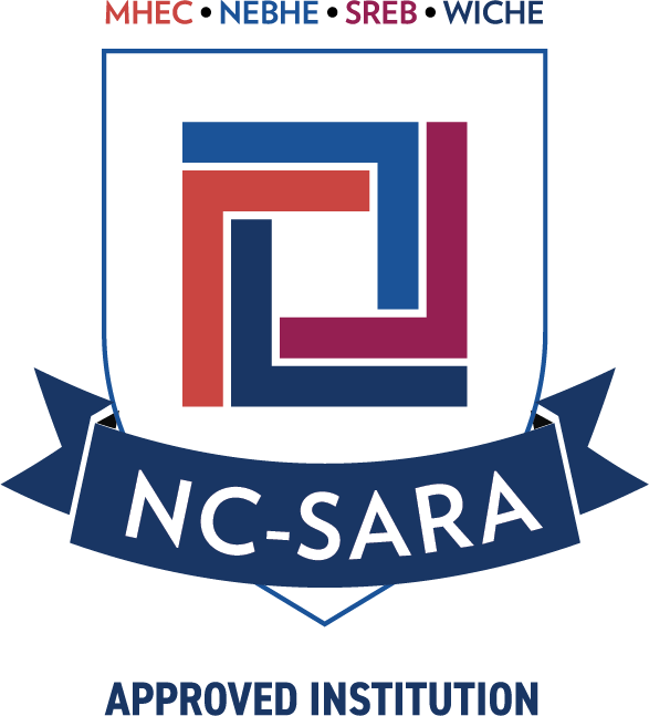 NC-SARA approved institution logo.