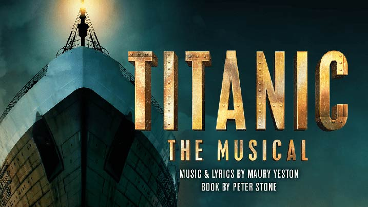Artwork for Titanic the Musical
