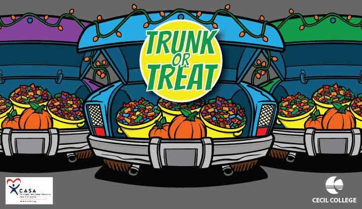 Trunk or Treat artwork
